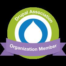 drupal association membership badge