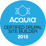 Acquia Certified Drupal Site Builder