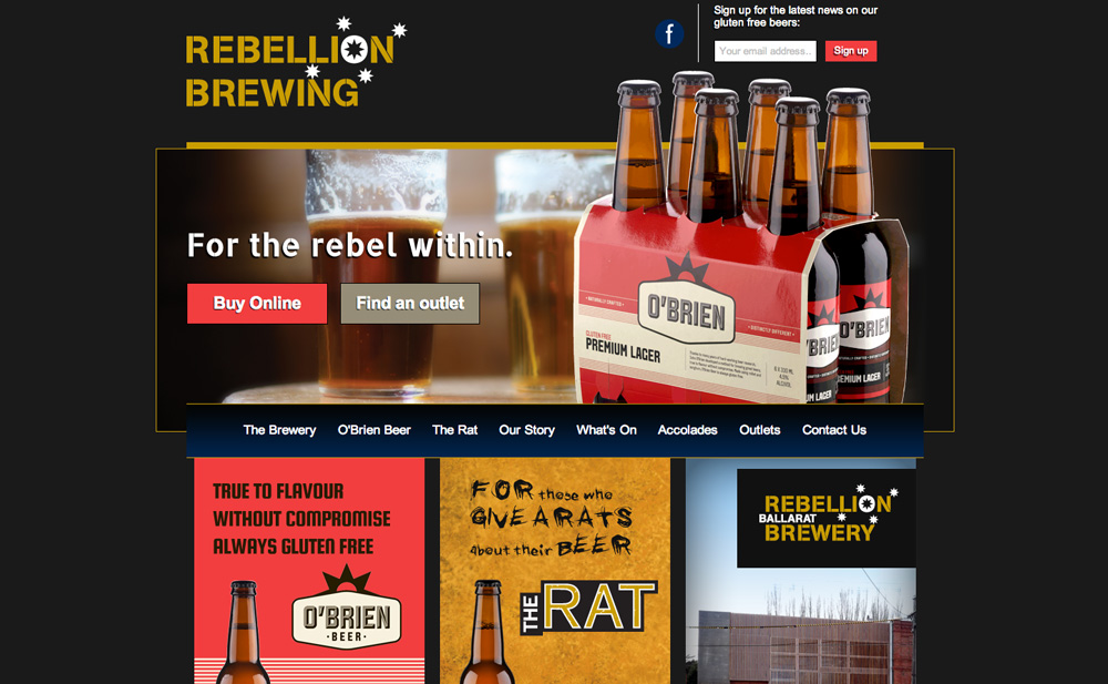 Rebellion Brewing