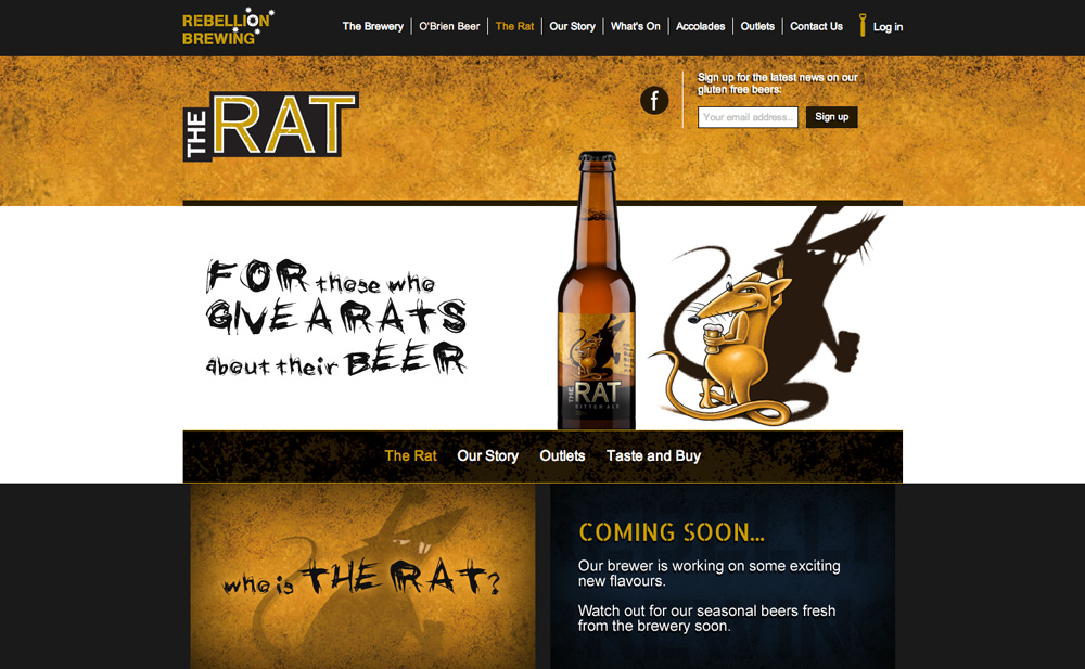 The Rat Bitter Ale