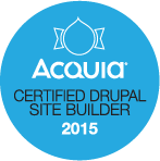 acquia certified site builder